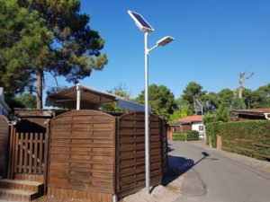 Lampadaire solaire UP1